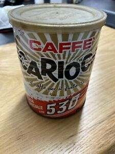 Latta Epoca Caffè Carioca Originale
