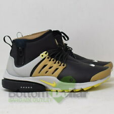 734de8d9110 item 3 Nike Air Presto Mid Utility Sock-Like Fit Men s Shoes Black Yellow  Streak (8) -Nike Air Presto Mid Utility Sock-Like Fit Men s Shoes Black Yellow  ...