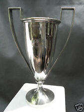 Shreve & Co. Sterling Silver Trophy J.H. Newbauer Grocer 1921 Annual Convention
