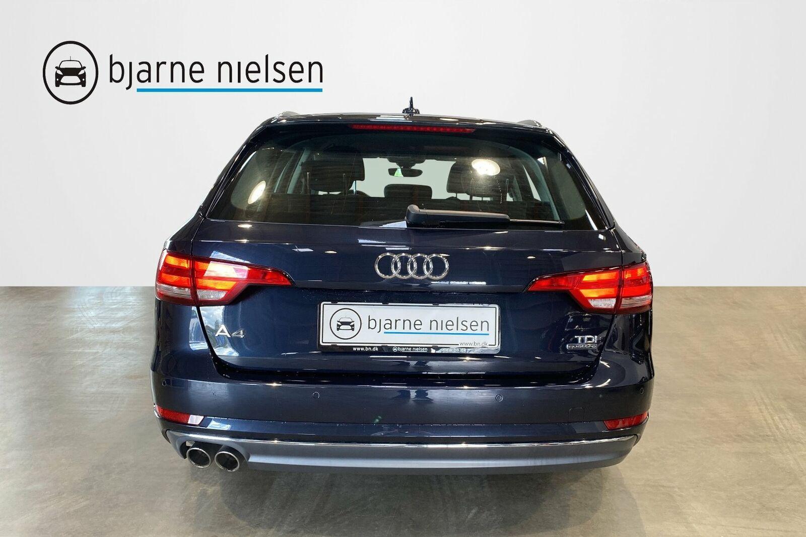 Audi A4 2,0 TDi 190 S-line Avant quattro S-tr. - billede 6