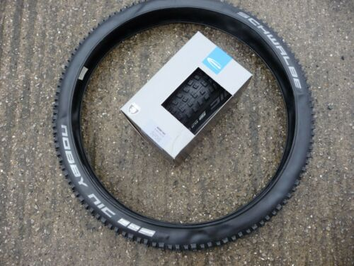 "29/"" MTB AM Mountain Bike Schwalbe Nobby Nic Folding TLR Tyre 26/"" 27.5/"""