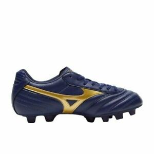 Scarpe Calcio Football MIZUNO MORELIA CLUB MD P1GA181650 Shoes Uomo Man blu