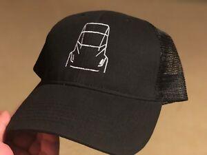 Image is loading Tesla-Semi-Truck-Unveiling-Trucker-Hat-Roadster-Elon- 0c4f74920af