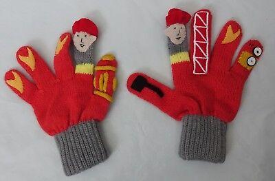 Kidorable Boys Little Space Hero Gloves