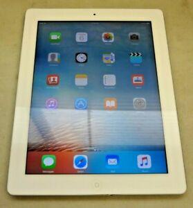 White 9.7in Apple iPad 2 64GB Wi-Fi