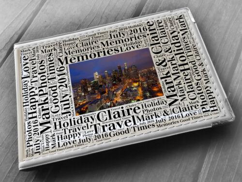 """Personalised álbum de fotos, libro de memoria, fotos 6x4"""", vacaciones Los Angeles Usa"""