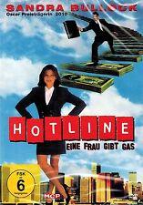 DVD NEU/OVP - Hotline - Eine Frau gibt Gas - Sandra Bullock