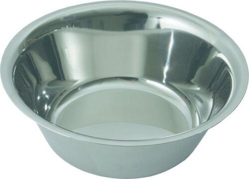 Edelstahl Schüssel Rührschüssel Salatschüssel Teigschüssel Ø 400 mm Gastlando
