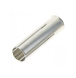 Bicycle Alloy Seatpost Adapter Shim Seat Tube Convert Sleeve 22.2mm to 25.4mm