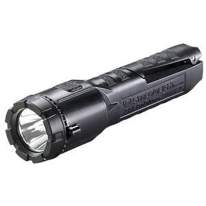 Streamlight 68752 ProPolymer Dualie LED Flashlight 3AA Batteries - Black