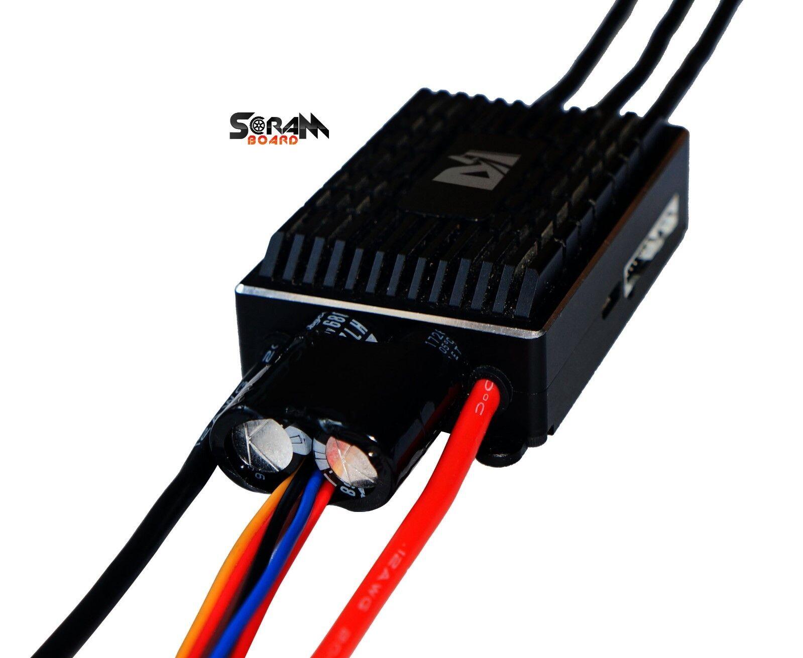 Alta Potencia ESC controlador basado upon VESC ® el proyecto de código abierto