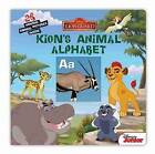The Lion Guard: Kion's Animal Alphabet by Disney Book Group (Board book, 2016)