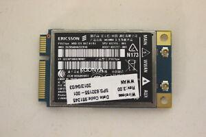 Details about Unlocked HS2340 F5521GW HSPA+ EDGE GPRS 21M 3G WWAN Card  632155-001 For HP