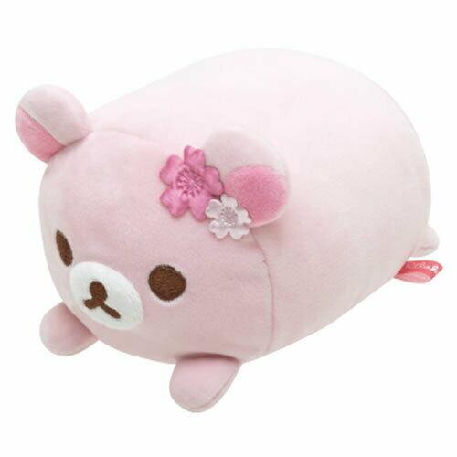 Korilakkuma Super Soft Mochi Plush Doll San-X Japan Sakura 2020 Rilakkuma Limit