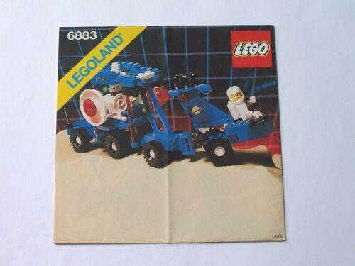 Instruction Nr 6883 LEGO® Bauanleitung