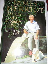 James Herriot, The Life of a Country Vet by Graham Lord