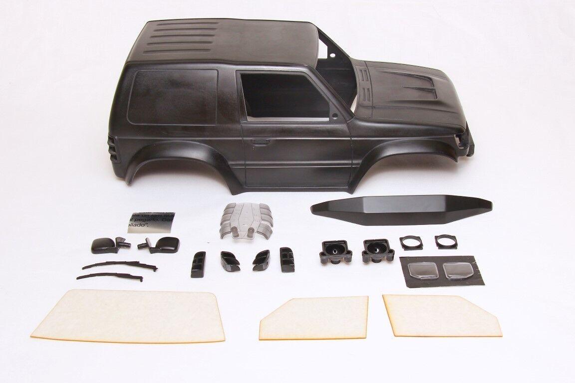 NEW Mitsubishi Pajero Raid Hardbody for MST CMX CFX Tamiya CC-01 ...