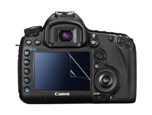 2-Transparent-Soft-Camera-Screen-Protection-Film-Canon-1200D-1300D-1500D-UK