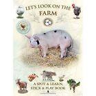 Let's Look on the Farm by Caz Buckingham, Andrea Pinnington (Paperback, 2014)