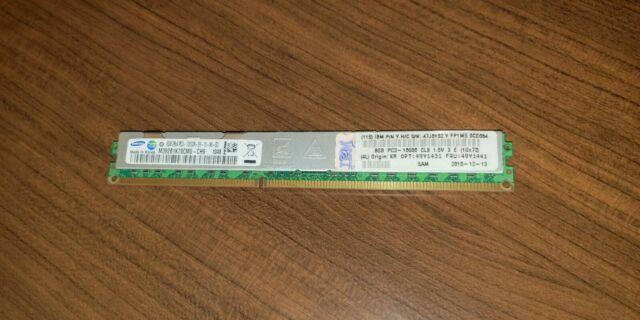 IBM 47J0152 49Y1441 8GB PC3-10600R LOW PROFILE 32GB 4 x 8GB