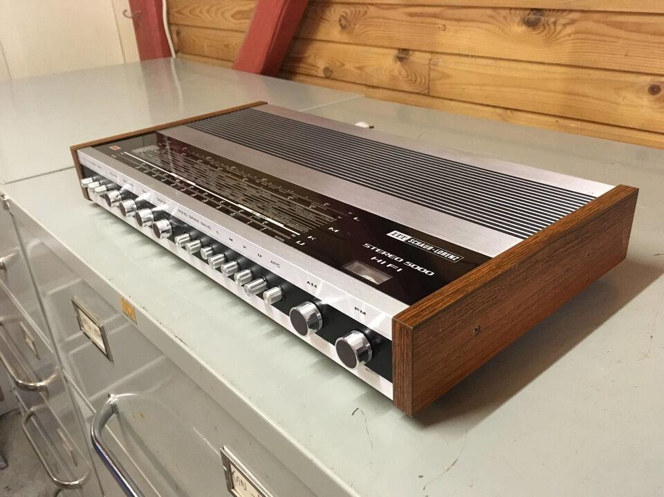 ITT Stereo 5000 HiFi – vintage receiver – MINT