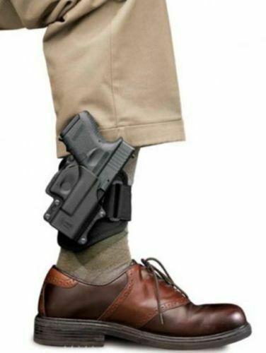 Nueva Funda De Paleta De Modelo GL43ND Fobus Glock 43 + Funda de tobillo