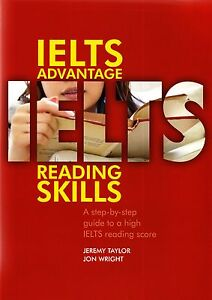 Details about DELTA Guide to IELTS ADVANTAGE READING SKILLS w Answer Key I  Taylor Wright @NEW@