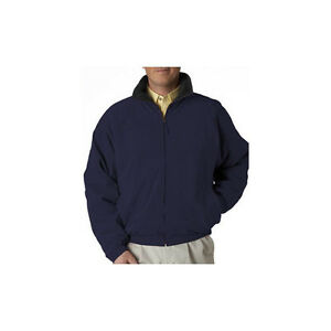 microfibra Nuova Navy foderata giacca Taglia per morbida pile in Xl ultraclub in adulti Blu cY16wrPYq