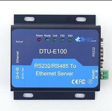WIFI Serial Server RS232/485 RS232 RS485 Wireless Serial Server DTU HF-E100