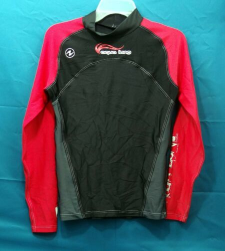 Aqua Lung Men's Size S Neoprene Rashguard Shirt