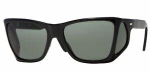 8d388faed2 Sunglasses Persol PO 0009 S 95 31 57 16 125 Black 100% Authentic new ...