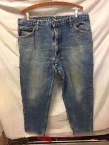Vintage Vintage Blue Jeans Pantalons Union Sz Work 38x30 Line Sz xzRqXwvf