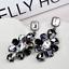 1Pair-Women-Rhinestone-Crystal-Resin-Ear-Stud-Eardrop-Earring-Fashion-Jewelry thumbnail 12