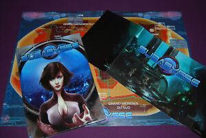 SUBABYSSE-JDR-Jeu-de-Role-Livre-de-Base-8eme-Edition-ecran-carte