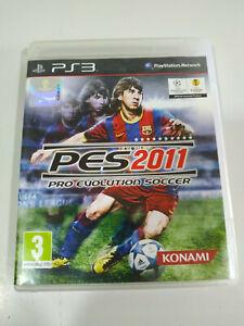 Pes 2011 Pro Evolution Soccer Messi - Set PLAYSTATION 3 PS3 sony -