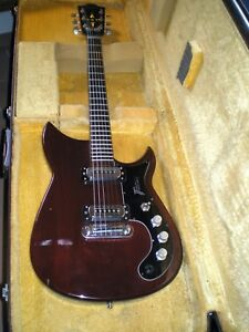 Framus-BL-10-Billy-Lorento-Bill-Lawrence-Vintage-Guitar-1969-very-rare