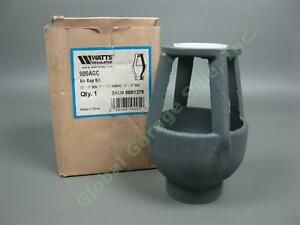 NEW-Watts-909AGC-1-034-NPT-Cast-Iron-Air-Gap-Kit-For-Reduced-Pressure-Zone-Assembly