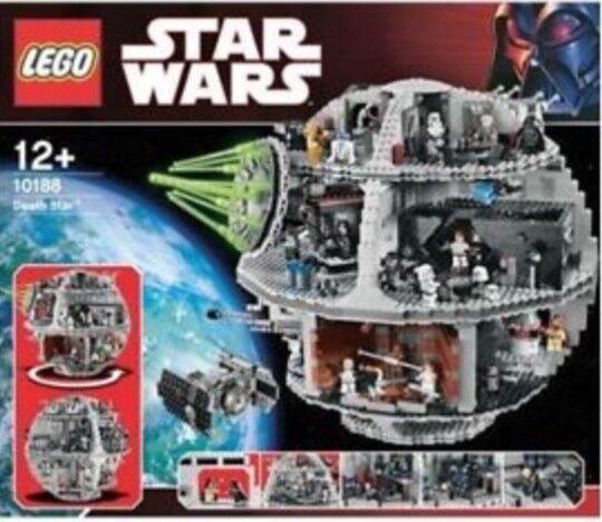 LEGO Star Wars Wars Wars Death Star (10188) BRAND NEW UNOPENED 3c91a0
