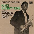 King KENNYSTONE and His Western Toppers Band - Dancing Time Vinyl 7inch Sou