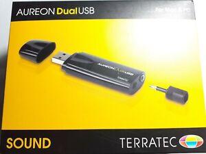 TERRATEC AUREON Dual USB Ultrakompakte Externe Soundkarte 16bit 48kHz Pc A2 - Berlin, Deutschland - TERRATEC AUREON Dual USB Ultrakompakte Externe Soundkarte 16bit 48kHz Pc A2 - Berlin, Deutschland
