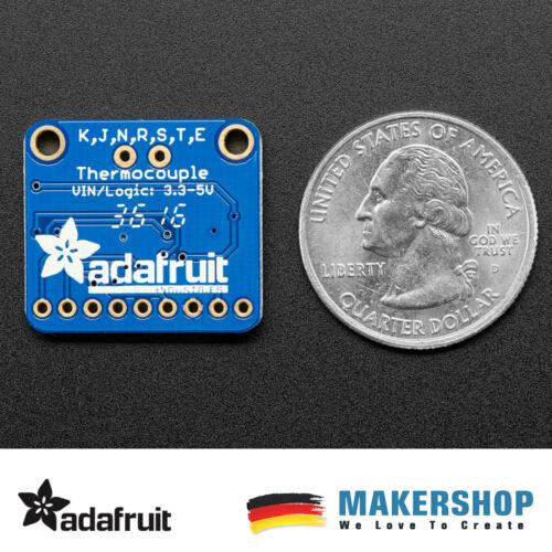 Adafruit Universal Thermocouple Amplifier MAX31856 Breakout Arduino Raspberry...