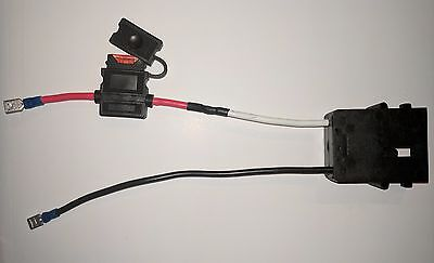 wire harness connector for fisher price� power wheel ebay Fisher-Price Power Wheels Wiring Harness