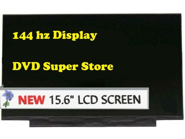 """XOTIC Sager NP8151-S1 LED LCD Screen 15.6/"""" FHD Gaming Display New Clevo P650RP"""