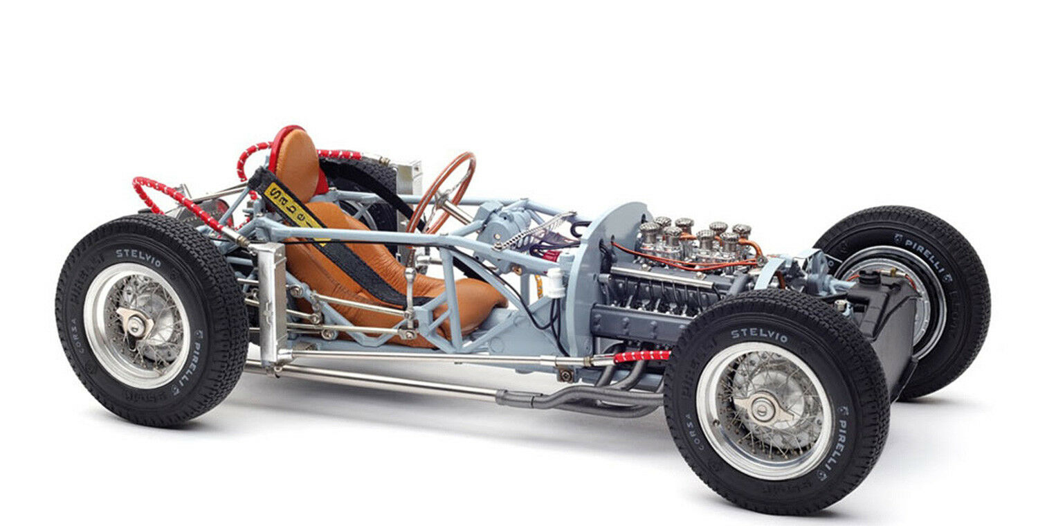 New CMC M-198 Lancia D50, 1955 Rolling Chassis