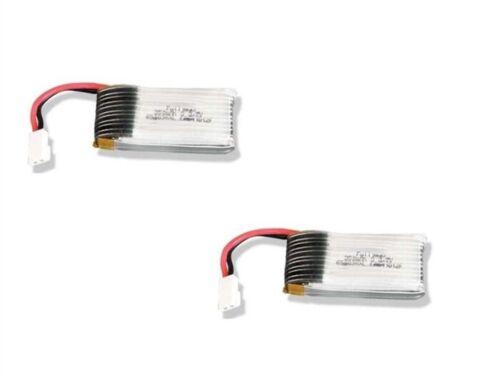 Dromida Verso 3.7v 350mAh 25c Lipo Battery Pack 2 Pack