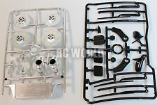 RC 1/10 RC Car Accessories -EXHAUST-MIRRORS -WIPERS - INTERCOOLER -ROTORS