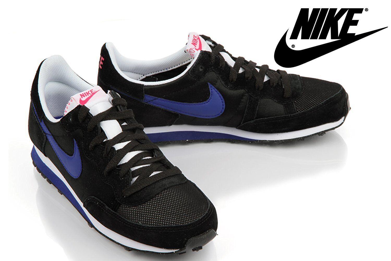 NIKE Challenger NUOVO gr:45 Nero us:11 Scarpe Sneaker Nero/Blue Nero gr:45 Retrò Vintage d345f9