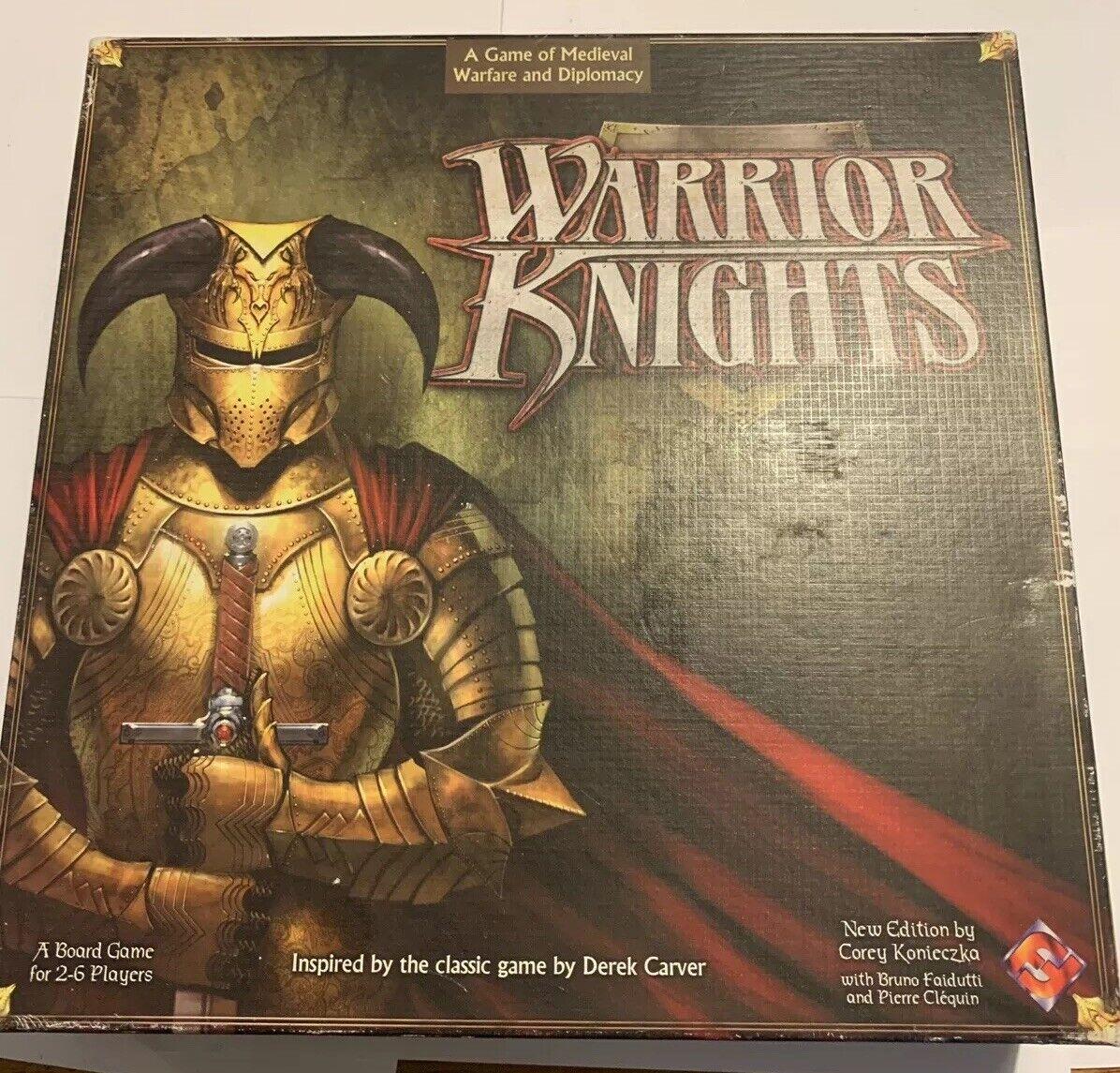 risparmiare sulla liquidazione Warrior Knights tavola gioco fantasyc volo giocos completare completare completare  buona reputazione