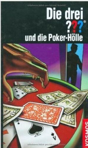 1 von 1 - Die drei ??? und die Poker-Hölle von Marco Sonnleitner (2008, Gebunden)