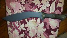 BUSSE KILLA ZILLA  2,   INFI KNIFE , KUKRI STYLE KNIFE